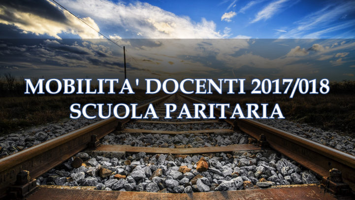 MOBILITA' DOCENTI:  Clamorosa sentenza del Tribunale di Caltagirone sul servizio svolto presso gli istituti paritari.