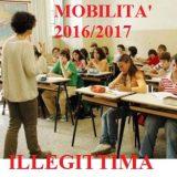 MOBILITA': ILLEGITTIMI GLI ACCANTONAMENTI IDONEI 2012