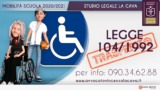 CORTE APPELLO CATANZARO RICONOSCE PRECEDENZA EX L.104/92 PER IL PADRE