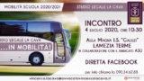 """""""IN..MOBILITA'"""": INCONTRO IL 4 LUGLIO 2020 ORE 10.30  LAMEZIA TERME"""